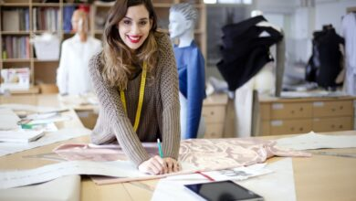 Photo of Basic Steps for Fashion Designer Course for freshers