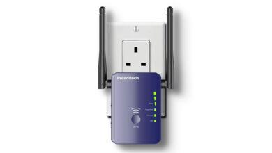 Photo of Coredy's WiFi Range Extender Setup