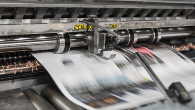 Photo of Print Industry: An auxiliary to many Industries