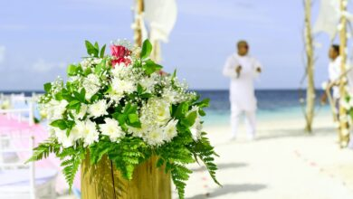 Photo of Well And Best Suited Wedding Flowers Arrangement For You
