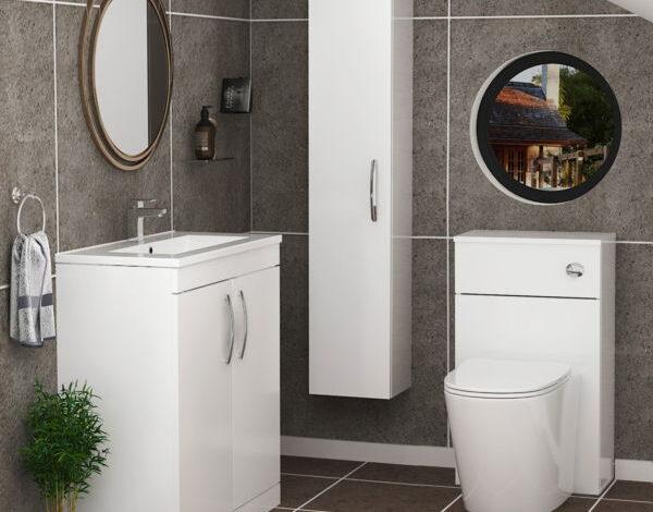 freestanding bathroom furniture