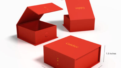 Photo of Custom Magnetic Closure Boxes for packaging
