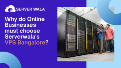 Photo of Why do Online Businesses must choose Serverwala's VPS Bangalore?
