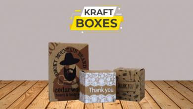 Photo of Customize Kraft Packaging Boxes: Fascinating Ideas for Designers