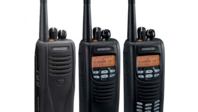 Photo of The Kenwood NX-300 is a two-way radio you can count on